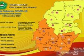 Zona oranye COVID-19 di Pamekasan semakin meluas