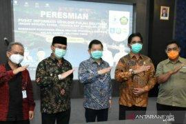 Menteri Suharso resmikan Pusat Informasi Geologi Pulau Belitung