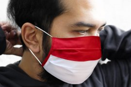"Eiger hadirkan masker merah putih dan  ""face shield"" anti-embun"
