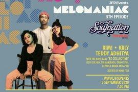 Teddy Adhitya didaulat jadi bintang tamu konser virtual Melomaniac edisi kelima