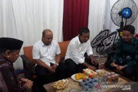 Romi-Robby, pasangan perseorangan di Tanjabtim banjir dukungan partai
