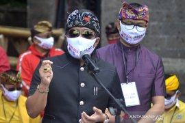 Pasangan petahana GiriAsa lakukan Pendaftaran Pilkada 2020 untuk Kabupaten Badung