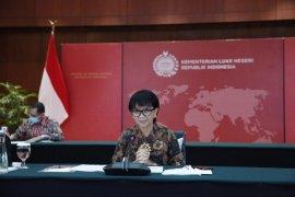 Di bawah kepemimpinan Indonesia, DK PBB mengesahkan  empat resolusi