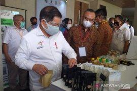 Menteri PPN harapkan cinderamata Belitung tembus pasar ekspor
