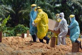 Pertama di Riau, seorang perawat di Dumai wafat akibat COVID-19