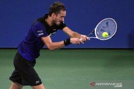 Medvedev dominasi babak ketiga atasi Wolf di US Open 2020