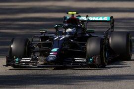Bottas puncaki FP1 GP Italia,  Verstappen kecelakaan