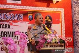 Kapolda Sumut jamin TNI-Polri netral dalam Pilkada
