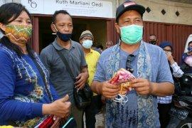 Gubernur Kalsel sampaikan 800 ribu masker siap dibagikan ke masyarakat
