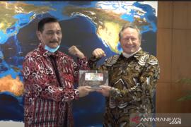 Menteri Luhut: Pandemi telah dorong reformasi Indonesia