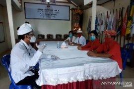 Dua pasangan calon daftar ke KPU Bangli