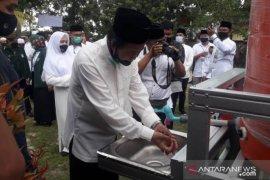 Pasangan Pilkada Bangka Tengah diminta tunjukkan hasil swab