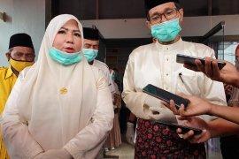 Pilkada Batanghari, Yuninnta-M Mahdan  pasangan pertama yang daftar ke KPU