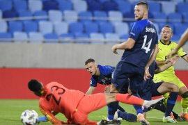 Divisi B Grup 2 UEFA Nations League, Ceko pukul Slowakia 3-1 untuk puncaki klasemen