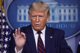 Trump: AS sudah bisa didistribusikan 100 juta dosis vaksin virus corona Desember 2020
