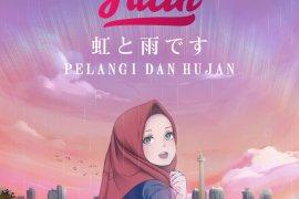"""Fatin rilis """"Pelangi dan Hujan"""" mengusung aransemen city pop ala Jepang"""
