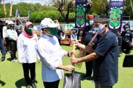 Kementerian Pariwisata kampanyekan gerakan pakai masker di tempat wisata Banyuwangi