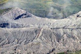 Pembukaan kembali wisata Gunung Bromo