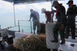 KKP tertibkan alat tangkap trawl di Kepulauan Seribu