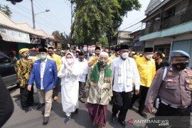 Pilkada Serang, Dikawal Ulama Banten, Pasangan Tatu-Pandji Resmi Daftar ke KPU