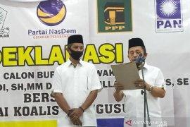 Video - Deklarasi Pasangan H Saban Effendi dan Habib Didil bersama koalisi partai