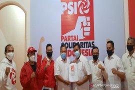 Gusti Iskandar-Iwansyah targetkan suara milenial melalui sokongan PSI
