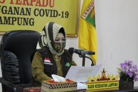 Dinkes: Kasus COVID-19 Provinsi Lampung bertambah 12, satu di antaranya bayi