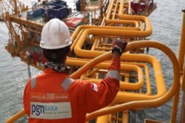 Gas sales predominantly contribute to PGN's US$1,469.17 million income