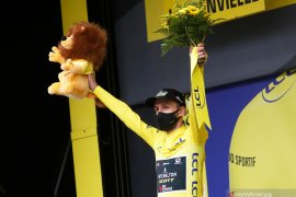Klasemen sementara Tour de France sesudah etape delapan