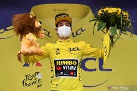 Tour de France: Klasemen sementara setelah etape sembilan