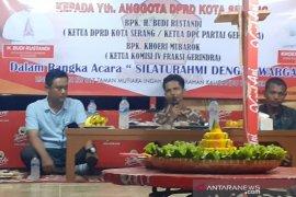 2021 DPRD Kota Serang Fokus Pada Normalisasi Sungai