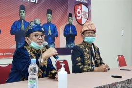 Sempat alot terkait persyaratan, KPU Provinsi Jambi terima pendaftaran duet Fachrori-Syafril Nursal