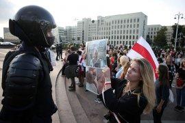 Belarus tuding negara Barat coba sebarkan kekacauan