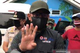 Wali Kota Bogor kunjungi 22 RW merah COVID-19 cek kesiapan relawan