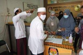 KPU Banjarmasin terima pendaftaran Khairul-Habib M Ali jalur perorangan