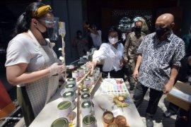 Kunjungan kerja Menteri Koperasi dan UMKM di Denpasar