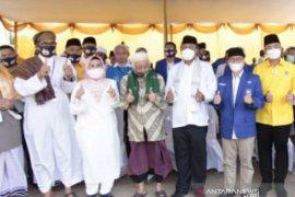 Pilkada Serang, Ratu Tatu Bersyukur Atas Doa dan Nasihat Para Ulama