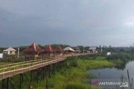 Pemerintah Kabupaten Bangka kembangkan objek wisata sungai Upang