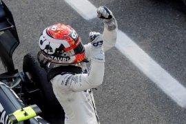 Gasly menang di F1 GP Italia, Hamilton kena penalti