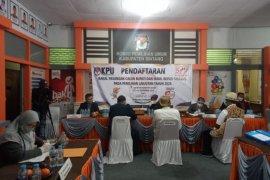 "Pendaftaran Pilkada Sintang, Jarot - Sudiyanto siap tuntaskan ""PR"" pembangunan"