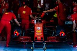 Formula 1: Vettel bersyukur tiada suporter saksikan malapetaka Ferrari