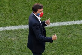 Leonardo bela pemain PSG dari kontroversi virus corona