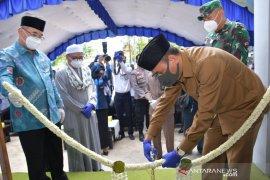 Bupati HSS resmikan gedung baru Bank Kalsel Syariah Kandangan