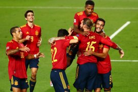 Hasil pertandingan UEFA League Nations 6-7 September
