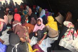 297 orang etnis Rohingya  terdampar di Aceh