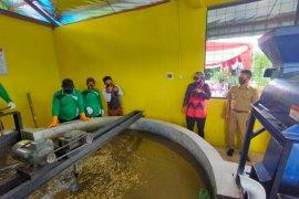Kota Pontianak daerah pertama dibangun biodigister kapasitas 3 ton sampah