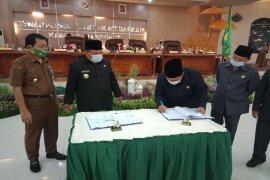 Fraksi DPRD Langkat setujui P-APBD ditetapkan menjadi Perda
