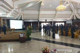 19 pejabat di lingkungan Pemkab HSS dilantik dan diambil sumpah