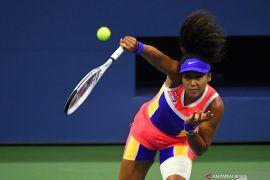 Osaka ke perempat final US Open