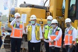 PP optimistis dapat selesaikan pembangunan Jalan Tol Bandara Kertajati